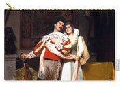 The Lovers Farewell Carry-all Pouch