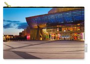 The Lowry Complex At Dusk, Salford Carry-all Pouch