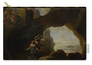 The Magdalen In A Cave Carry-all Pouch