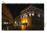 The Magical Duomo Square In Ortygia Syracuse Sicily Carry-all Pouch