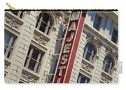 The Majestic Theater Dallas #2 Carry-all Pouch