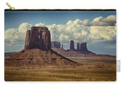 The Majesty Of Monument Valley  Carry-all Pouch