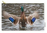 The Mallard Wave Carry-all Pouch