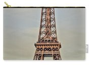 The Many Faces Of The Eiffel Tower In Paris France Carry-all Pouch