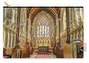 The Marble Church Interior Carry-all Pouch