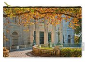 The Marble House In Autumn Carry-all Pouch