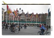 The Markt Bruges Belgium Carry-all Pouch