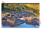 The Maroon Bells Reflected Carry-all Pouch