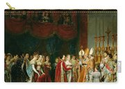 The Marriage Of Napoleon I 1769-1821 And Marie Louise 1791-1847 Archduchess Of Austria, 2nd April Carry-all Pouch