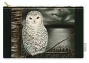 The Marsh At Night Carry-all Pouch
