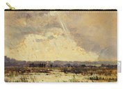 The Marsh In The Souterraine, 1842 Carry-all Pouch
