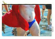 The Masked Super Hero Racer  Carry-all Pouch