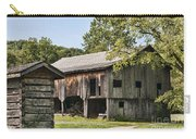 The Mathias Homestead Built In 1797 At Mathias West Virginia Carry-all Pouch
