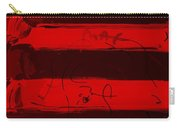 The Max Face In Red Carry-all Pouch