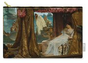The Meeting Of Antony And Cleopatra  41 Bc Carry-all Pouch