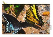 The Meeting Of The Butterflies Carry-all Pouch