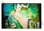 The Mermaid Mirror Carry-all Pouch