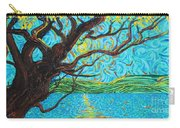 The Mermaid Tree Carry-all Pouch