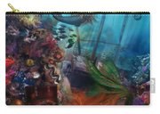 The Mermaids Treasure Carry-all Pouch