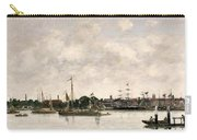 The Meuse At Dordrecht Carry-all Pouch
