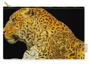 The Mighty Panthera Pardus Carry-all Pouch