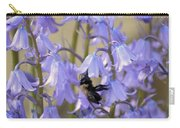 The Milky Bellflower Carry-all Pouch