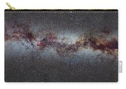 The Milky Way From Scorpio And Antares To Perseus Carry-all Pouch by Guido Montanes Castillo