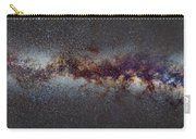 The Milky Way From Scorpio Antares And Sagitarius To North America Nebula In Cygnus Carry-all Pouch