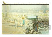 The Mill Dam Cos Cob Carry-all Pouch