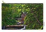 The Mill Paint 2 Carry-all Pouch by Steve Harrington