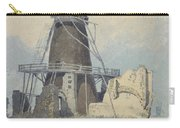 The Mill St Benet's Abbey Carry-all Pouch