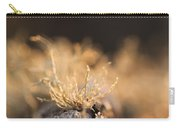 The Miniature World Of Lichen Carry-all Pouch