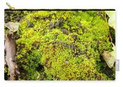 The Miniature World Of The Moss Carry-all Pouch