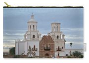 The Missioin Of San Xavier 10 Carry-all Pouch