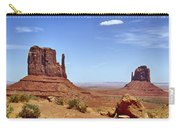 The Mittens Monument Valley Carry-all Pouch