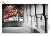 The Monastery In Autumn Carry-all Pouch