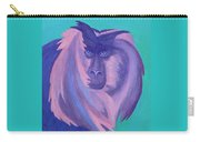The Monkey's Mane Carry-all Pouch
