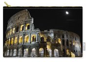 The Moon Above The Colosseum No1 Carry-all Pouch