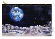 The Moon Rocks Carry-all Pouch by Jack Skinner