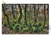 The Mossy Creatures Of The  Old Beech Forest 1 Carry-all Pouch