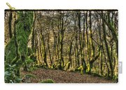 The Mossy Creatures Of The  Old Beech Forest 4 Carry-all Pouch
