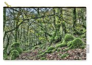 The Mossy Creatures Of The  Old Beech Forest 5 Carry-all Pouch
