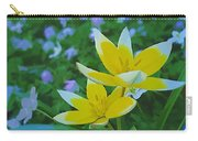The Most Beautiful Flowers Carry-all Pouch