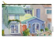 The Most Colorful Home In Belmont Shore Carry-all Pouch