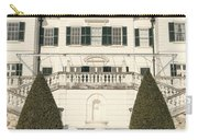 The Mount Edith Warton Estate Lenox Ma Carry-all Pouch