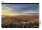 The Mountains Of Brasstown Bald Carry-all Pouch