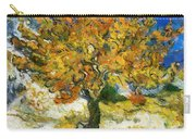 The Mulberry Tree After Van Gogh Carry-all Pouch