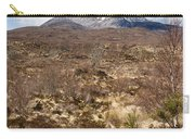 The Munro Of Sgurr Nan Fhir Duibhe Carry-all Pouch