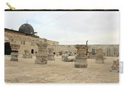 The Museum At Dome Of The Rock Carry-all Pouch