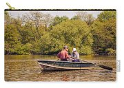 The Music Never Ends - Central Park Pond - Nyc Carry-all Pouch